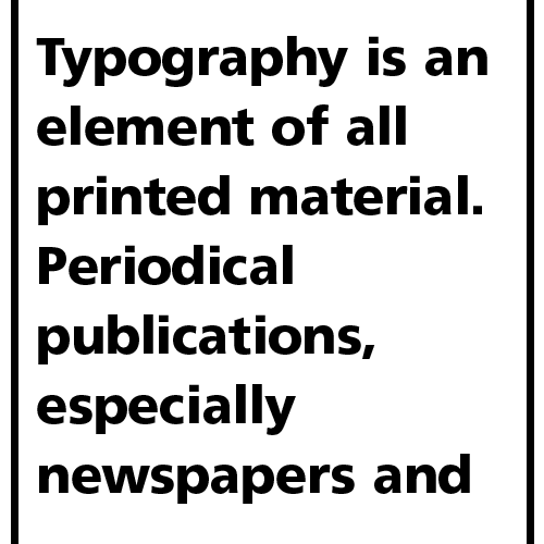 E Readers And The Devolution Of Typography
