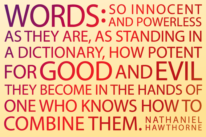 on the power of words labels and language first do no harm on the power of words labels and language do no harm