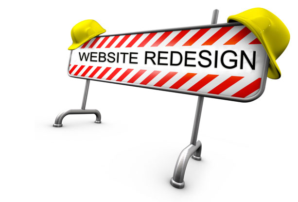 Website redesign why you need a team for success for How to redesign your house