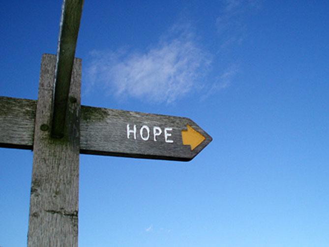 Sign of Hope for Social Marketing