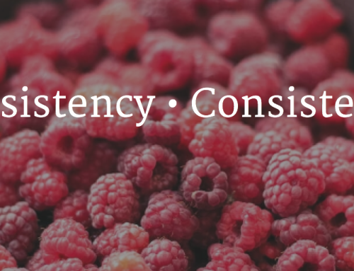 Consistency Builds Your Brand: It's more than a name or logo