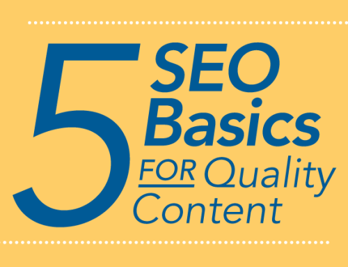 5 SEO Basics for Your Mobile-Friendly Site