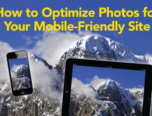 How to Optimize Photos for Your Mobile-Friendly Site